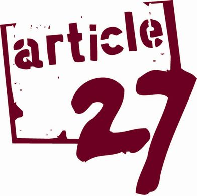 article 27 logo